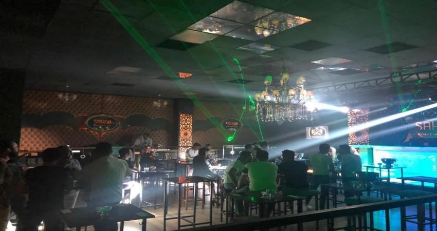 Antalya'da Eğlencenin Yeni Adresi Club Sahne