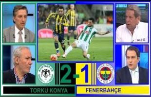 Konyaspor 2-1 Fenerbahçe