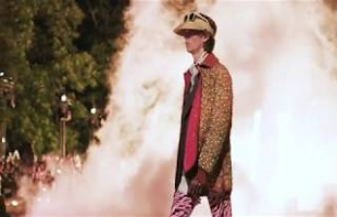 Gucci Cruise 2019 Fashion Show: Full Video