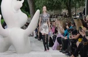 Défilé Louis Vuitton collection Croisière 2019