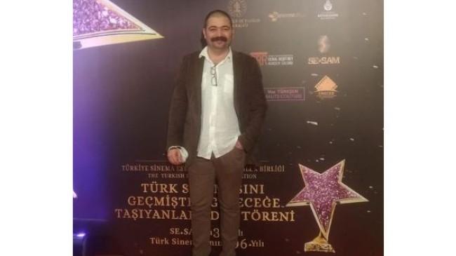 Emin Yaşar uzun bir aradan sonra objektiflere takıldı
