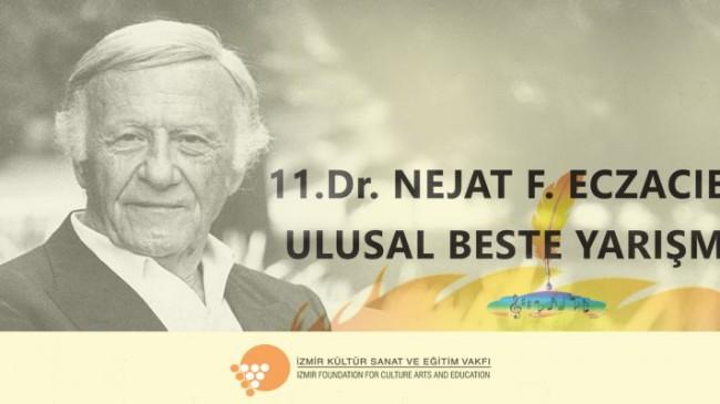 11. Dr. Nejat F. Eczacıbaşı Ulusal Beste Yarışması'nın başvuruları 25 Aralık'ta sona erecek