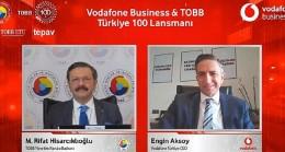 Vodafone Business'tan KOBİ'lerin dijitalleşmesine 12 milyon TL'lik destek