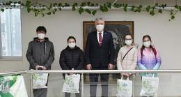 Başkan Gerenli Lüleburgaz'ın gururlarını ağırladı