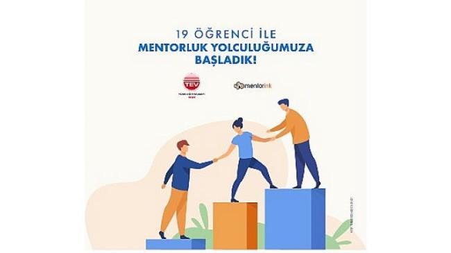 Amgen ve Gensenta çalışanlarından Türk Eğitim Vakfı bünyesinde burs alan öğrencilere mentorluk desteği