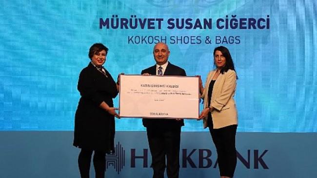 Halkbank'ın kadın girişimci kredileri ihracata dönüşüyor