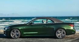Heyecan Veren Sürüş Keyfiyle Yeni BMW 4 Serisi Cabrio Türkiye'de Ön Siparişe Açıldı