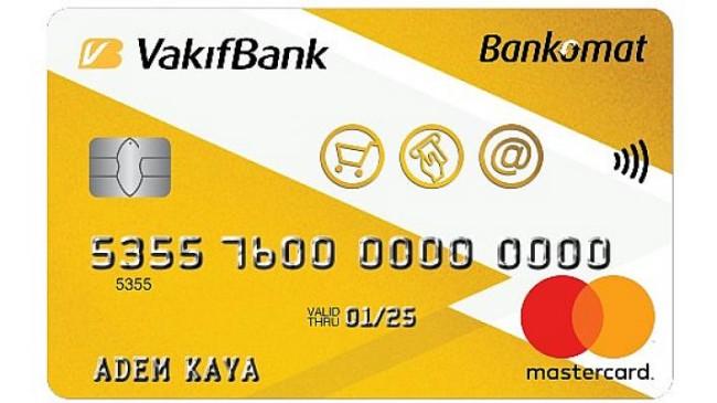 VakıfBank'tan alışverişlerde Bankomat Para hediye