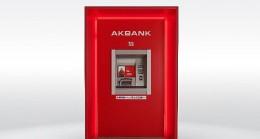 Akbank, mobil uygulama deneyimini yenilenen ATM'lerine taşıdı!