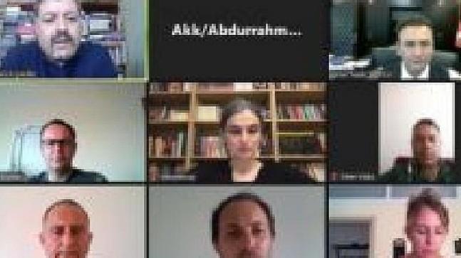 Ankara Kent Konseyi ve Akademisyenler bir araya geldi