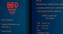 Z Kuşağı, Oyun Severler, Çizgi Film Severler, İyilik Elçileri ve Koleksiyonerler Dolmabahçe Sarayında