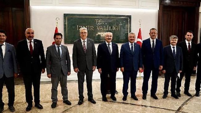 Ege ve Bitlis Eren Üniversiteleri iş birliğini daha ileri noktalara taşıyacak
