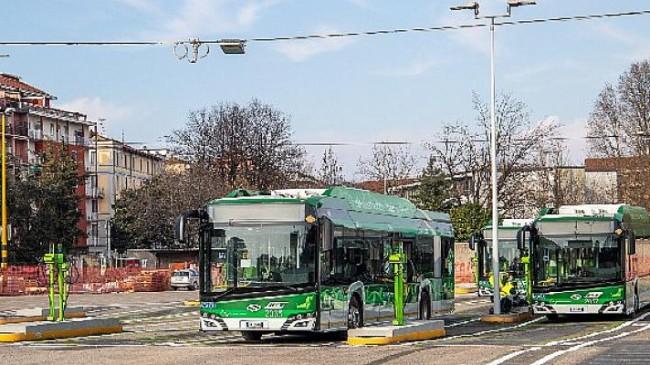 Schneider Electric,1200 e-Otobüsten Oluşan Milano Garajlarına Temiz Enerji ve Yeşil Güç Altyapısıyla Destek Oluyor