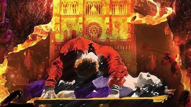 'Notre Dame'ın Kamburu Müzikali' 15 Ekim'de Trump Sahne'de